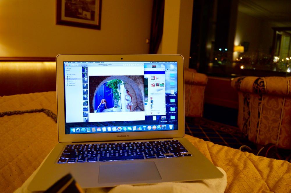 Când am un minut liber, fac ceva: selectez fotografii, mâ gândesc la ce să scriu, mereu mă gândesc la blogurile mele și la ce și cum pot face mai bine