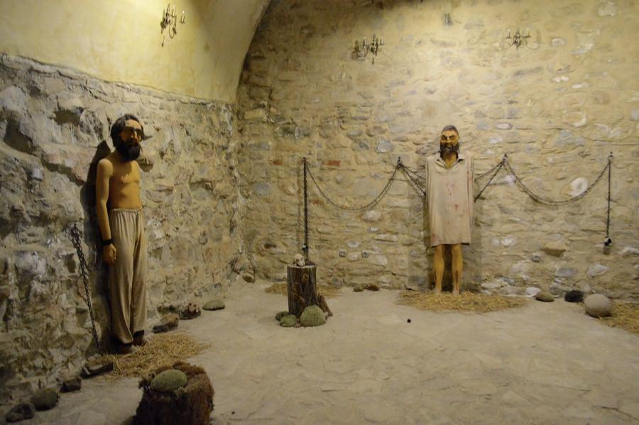 Închisoarea cetatea neamt