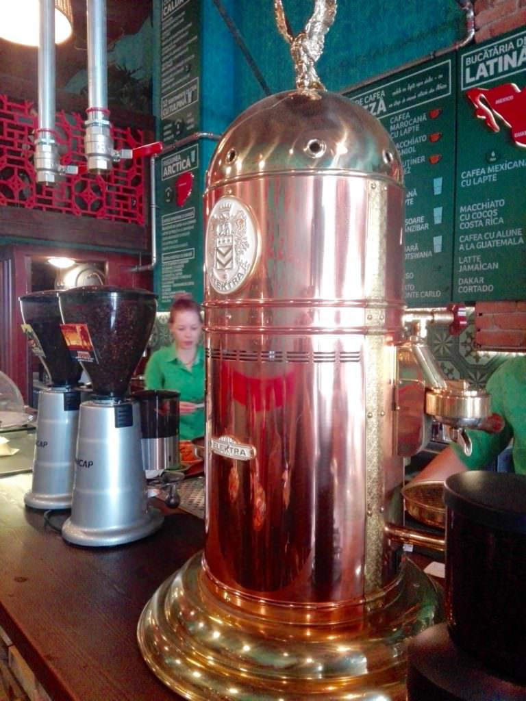 Cafe Frei Targu Mures