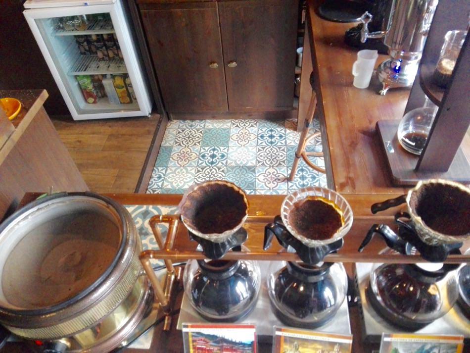 Fabrica de cafea Targu Mures