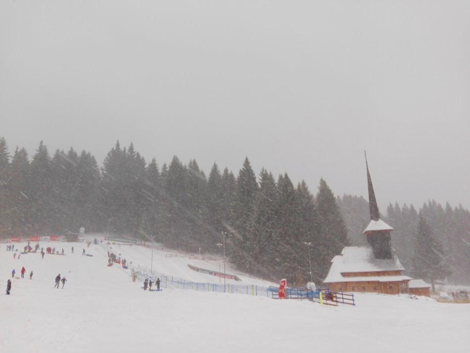Ce ninsoare!