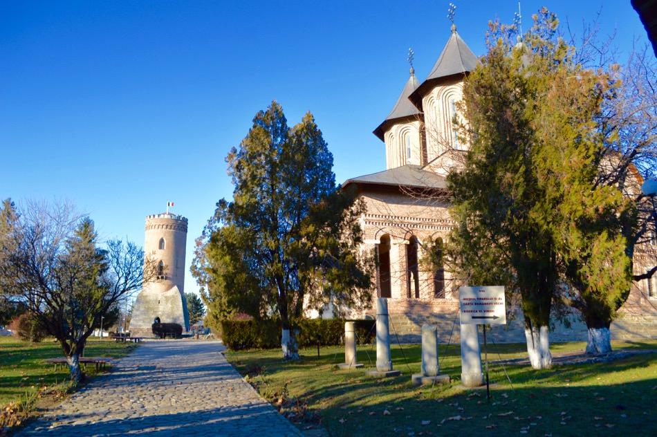 Curtea Domnească Târgoviște