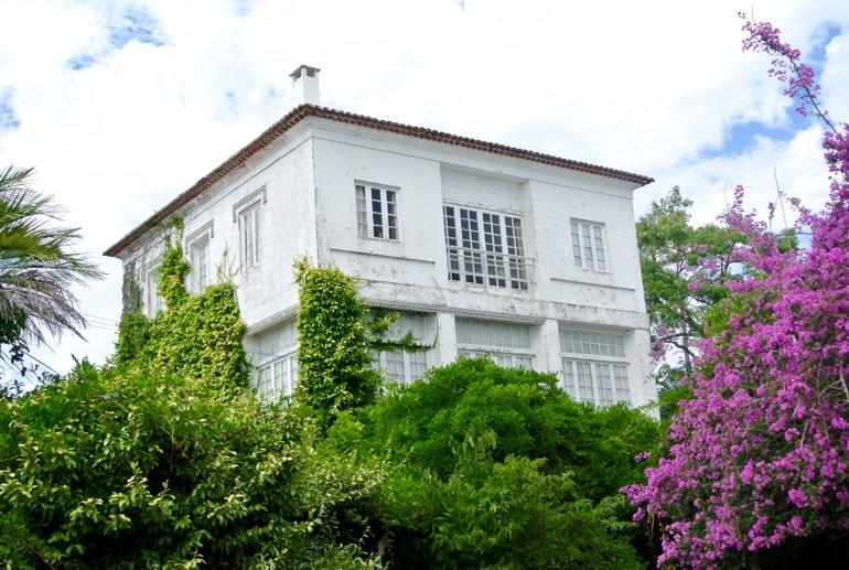 Fabrica ananas insula Sao Miguel Azore