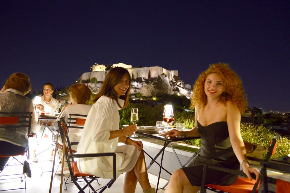 Was Athens Modernroof Dining