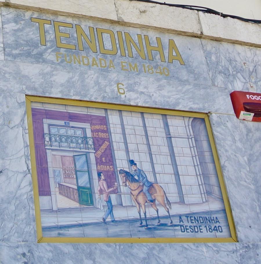 Local vechi Lisabona de vizitat