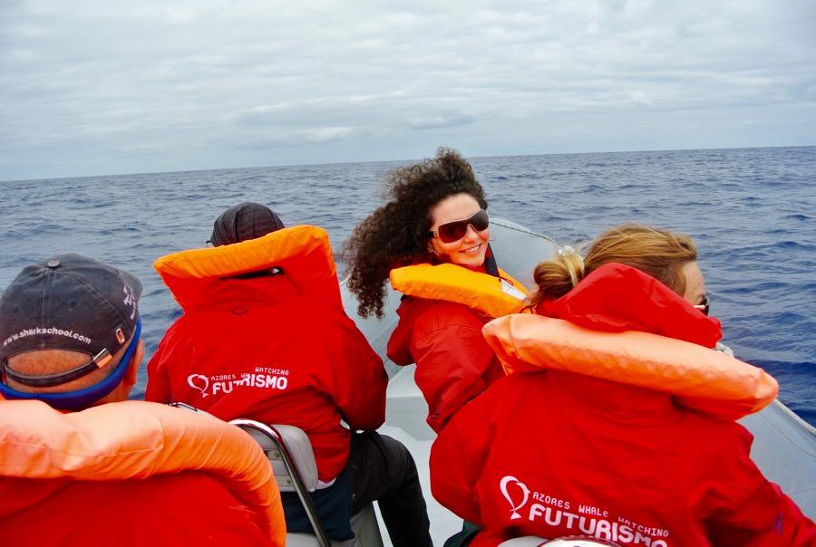Croazieră pentru observat balene și delfini în insula Sao Miguel 4