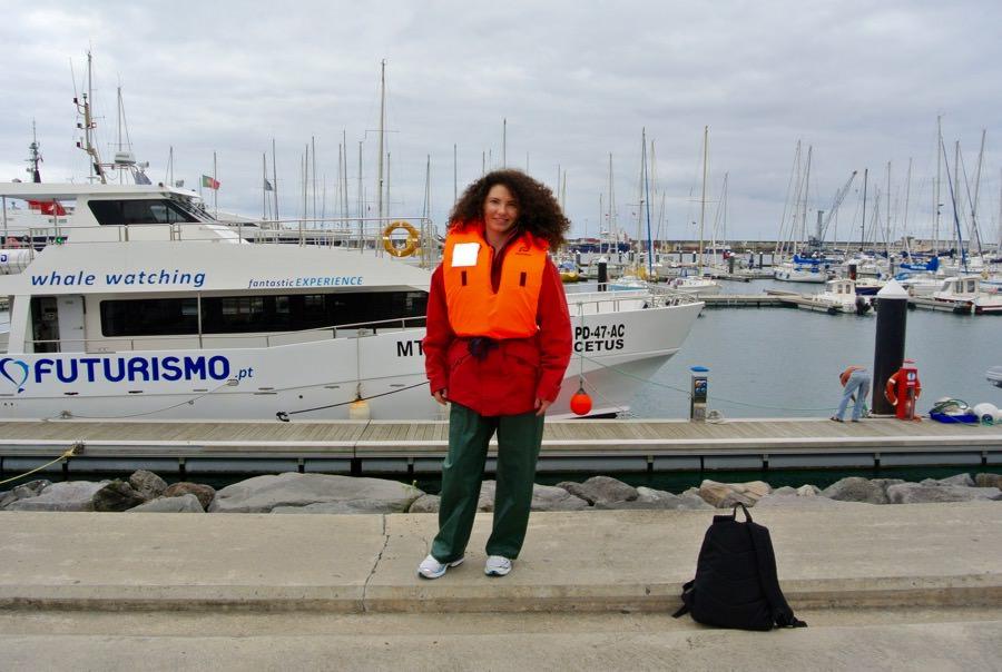 Croazieră pentru observat balene și delfini în insula Sao Miguel 1