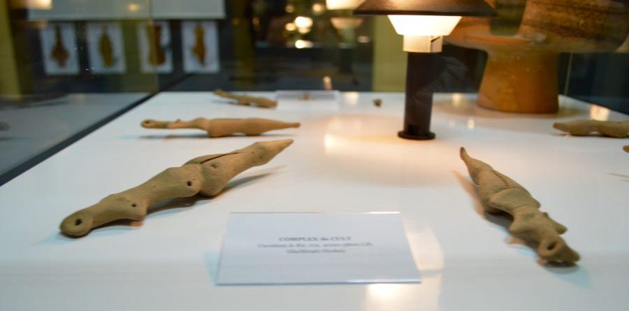Muzeul de Artă Eneolitică Cucuteni obiecte