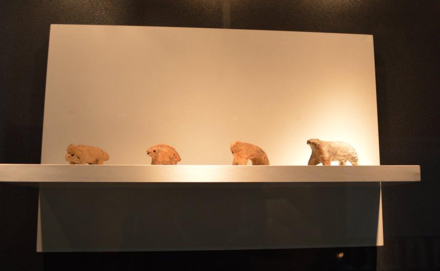 obiecte Muzeul de Artă Eneolitică Cucuteni decorative