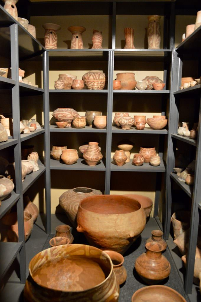 Muzeul de Artă Eneolitică Cucuteni exponate 7