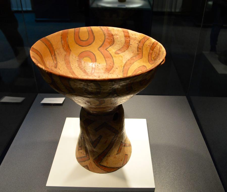 Muzeul de Artă Eneolitică Cucuteni Exponat 1