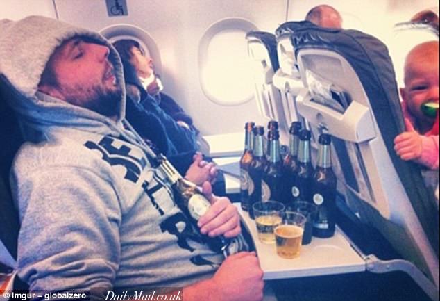 Zborul poate fi uneori prea obositor