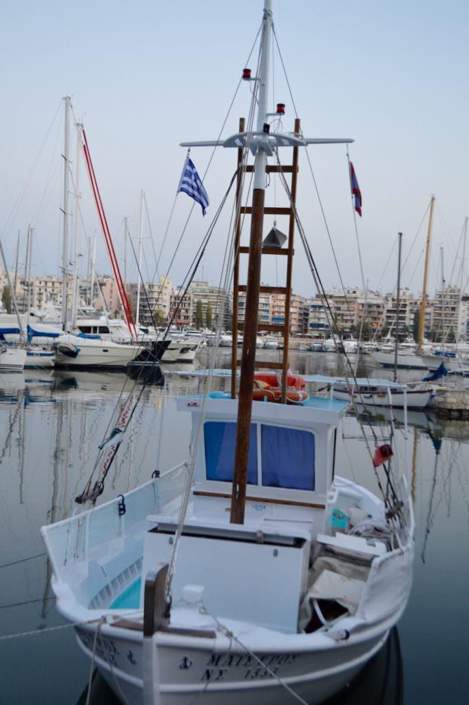 Portul Pireu Attica si porturile sale: Marina Zea 6