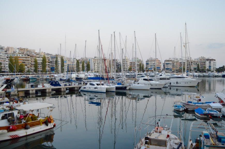 Portul Pireu Attica si porturile sale: Marina Zea 2