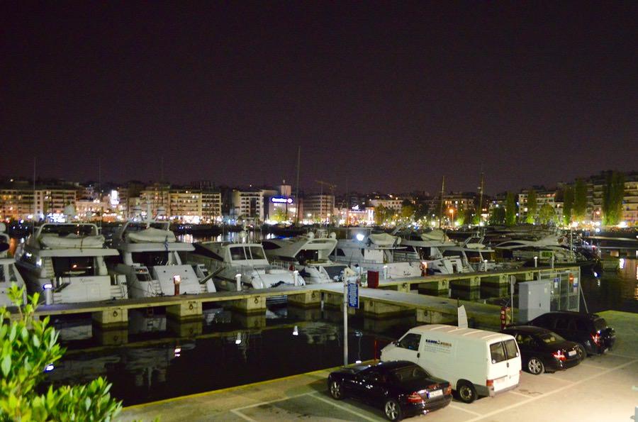 Portul Pireu Attica si porturile sale: Marina Zea 19