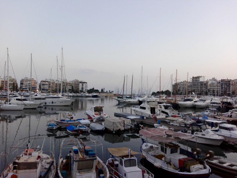 Portul Pireu Attica si porturile sale: Marina Zea 20
