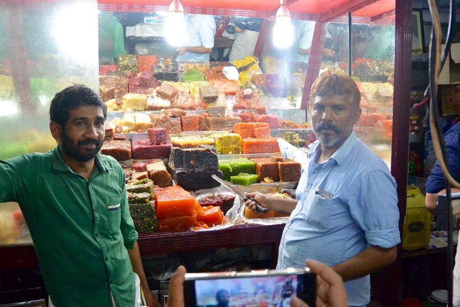 Mâncarea din Kerala India halva 1