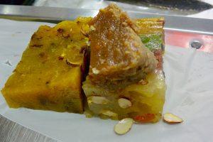 Mâncarea din Kerala India halva 2