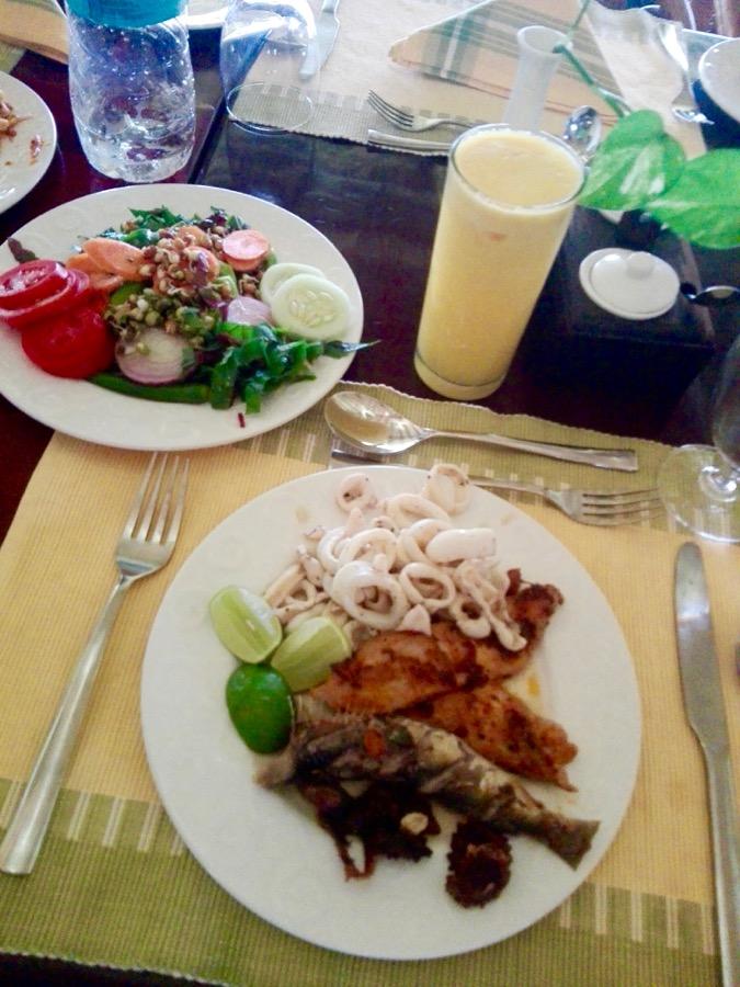 Mâncarea din Kerala India 24