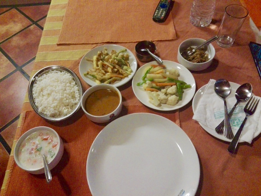 Mâncarea din Kerala India 25