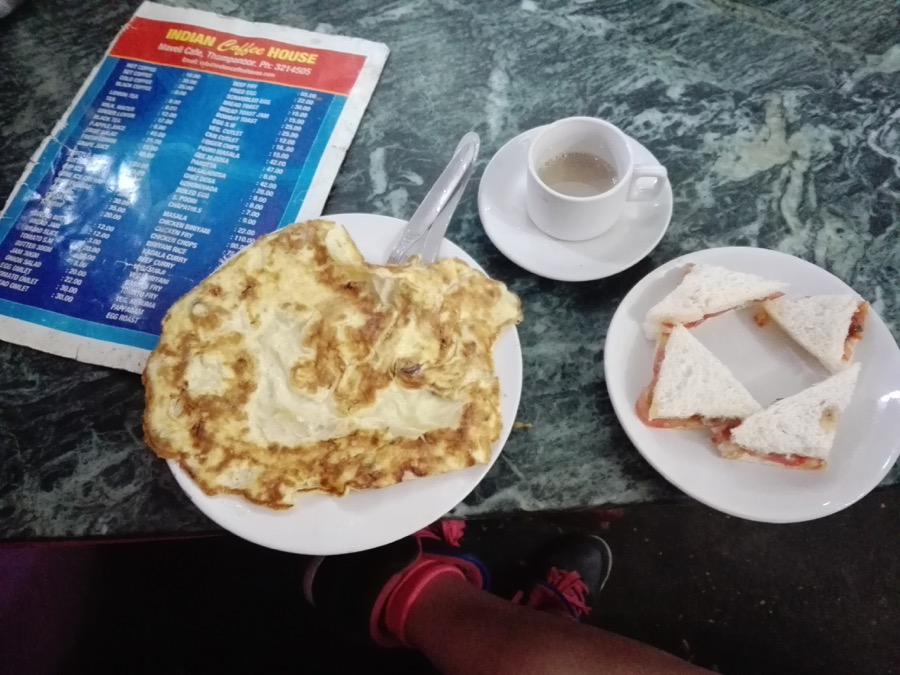 Mâncarea din Kerala India 3