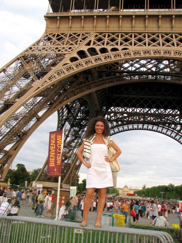 Paris Turnul Eiffel