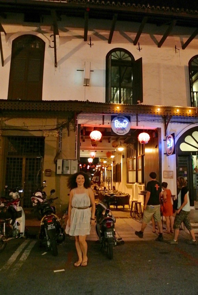 Singura in Malaysia Malacca seara