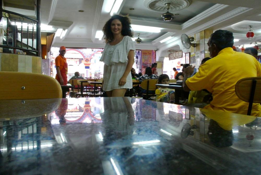 calatorit singura in Malaysia Kuala Lumpur little india