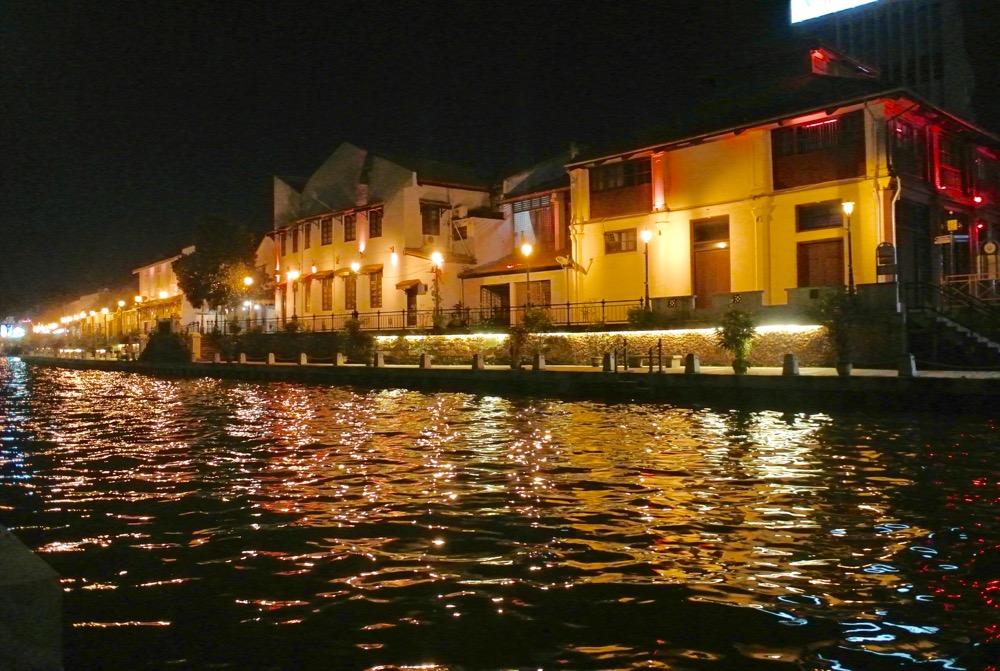 Singura in Malaysia Malacca seara rau