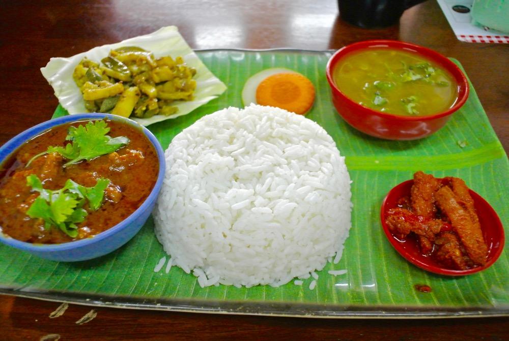 Singura in Malaysia Malacca indian