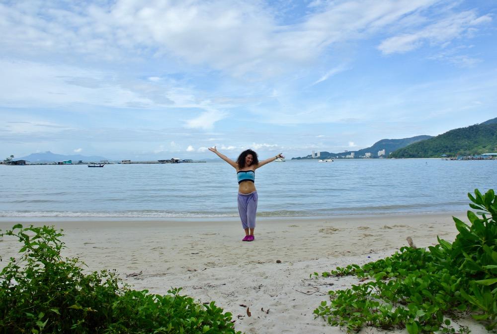 calatorit singura in Malaysia insula Penang Georgetown1 17