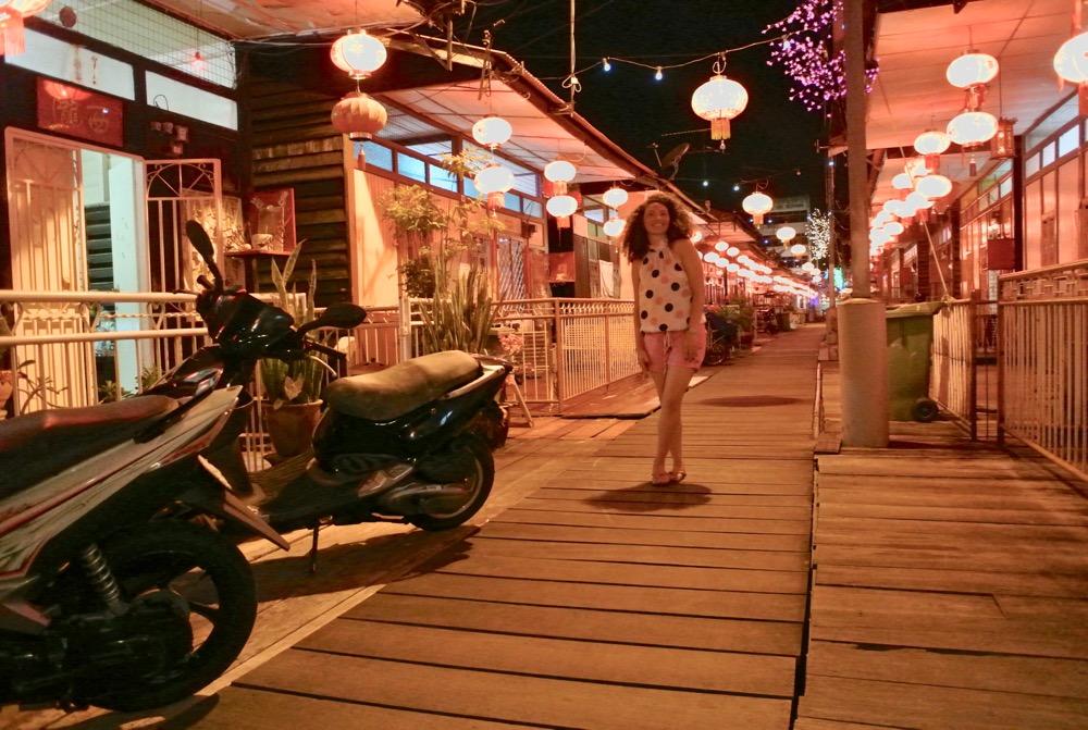 calatorit singura in Malaysia insula Penang Georgetown1 21