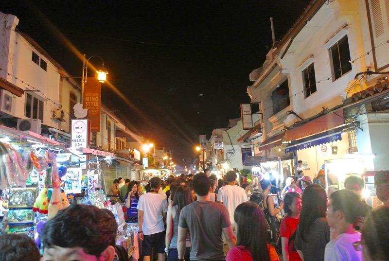 străzi faimoase din Asia de Sud-Est Jonker Malezia Malacca 2