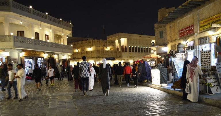 Escala Doha viza gratuita de tranzit 1
