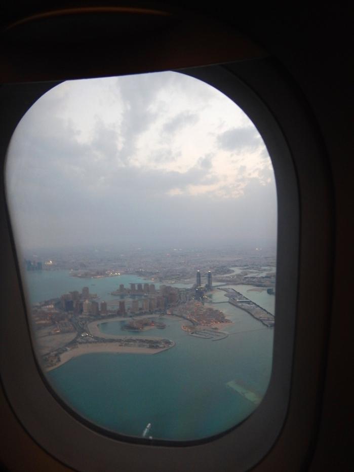Escala Doha viza gratuita de tranzit 8