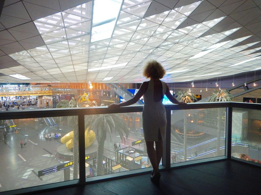 Hotelul din Aeroportul Hamad International Doha 9