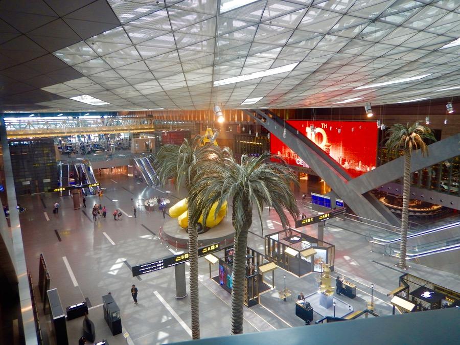 Hotelul din Aeroportul Hamad International Doha 8