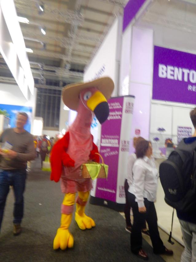 Targ Turism Berlin ITB BerlinC 8