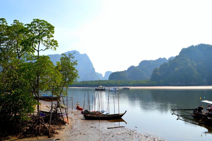 Excursie in Krabi cu barca long-tail 2