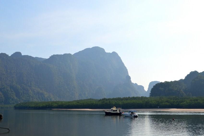 Excursie in Krabi cu barca long-tail 1