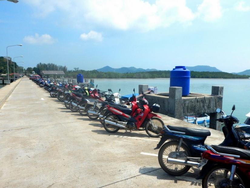 Krabi Thailanda insula Yao Noi 7
