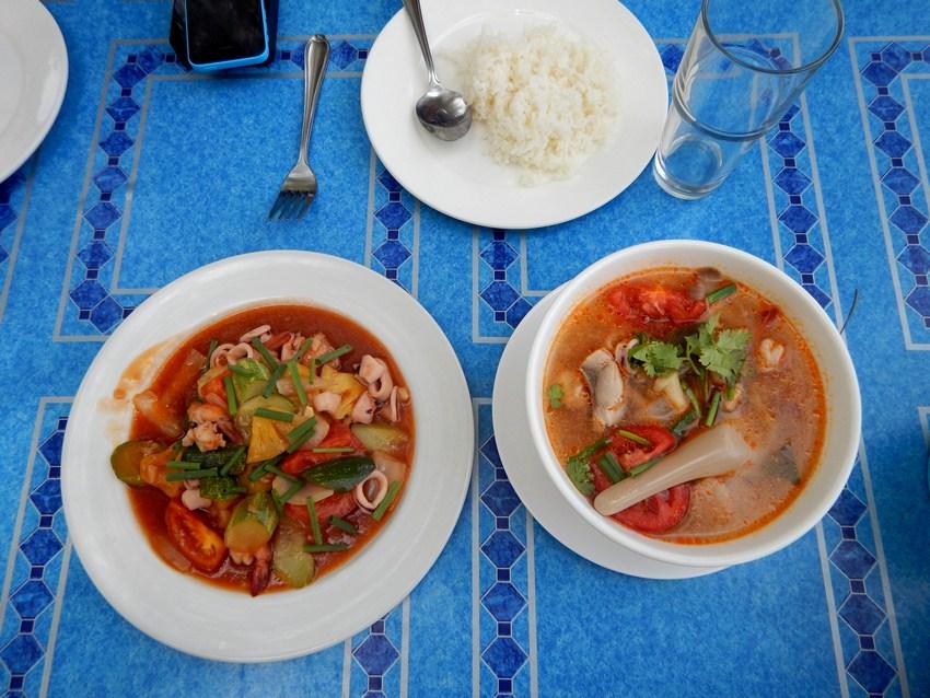 Restaurant plaja Krabi Yao Noi 3