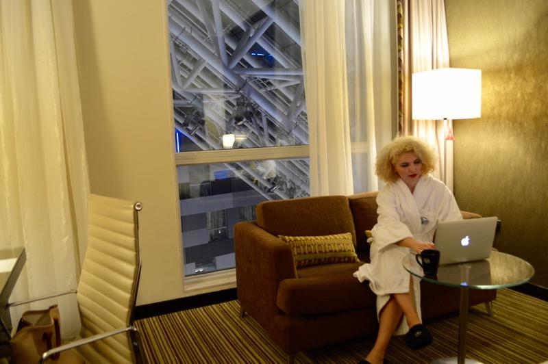 Hotel Doha Oryx Rotana camere 2