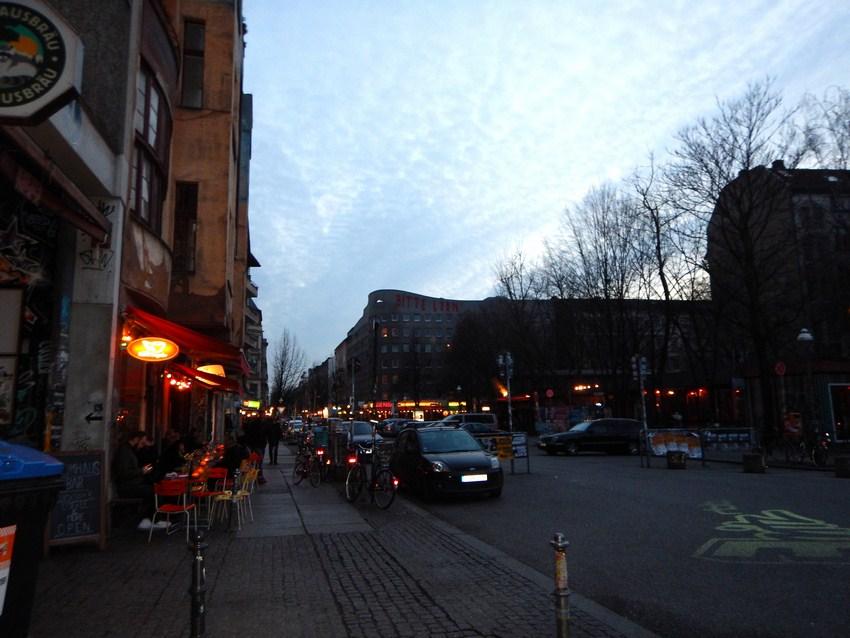 Cartierul Kreuzberg Berlin 17