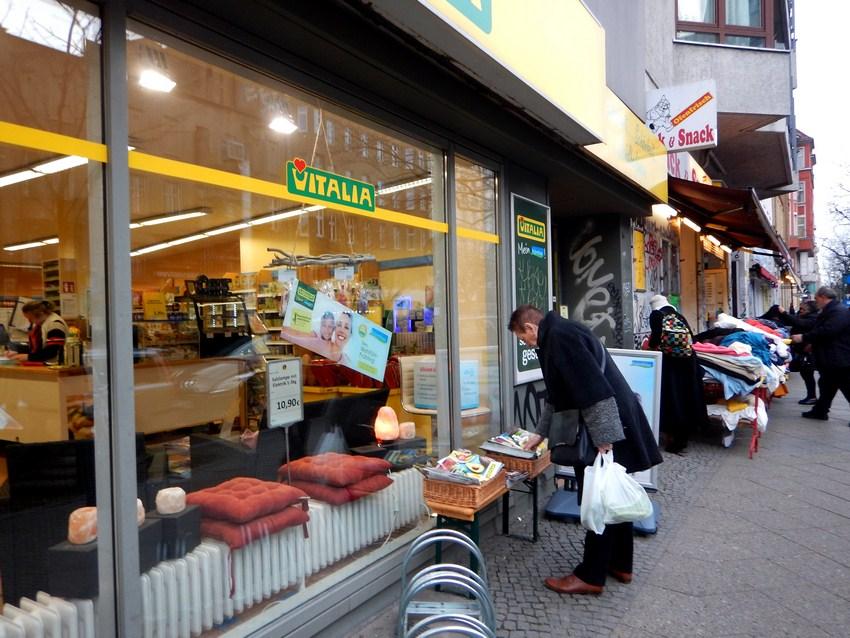 Cartierul Kreuzberg Berlin 8