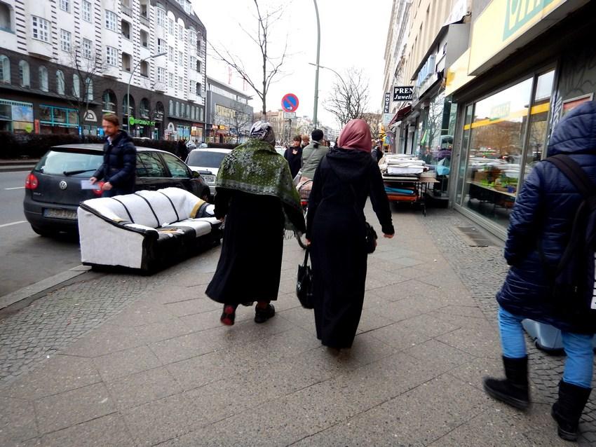 Cartierul Kreuzberg Berlin 7