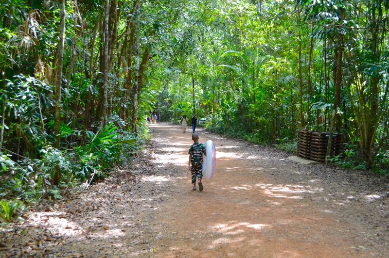 Krabi dincolo de plaje: Jungle Safari, izvoare termale Templul Grota Tigrului 5
