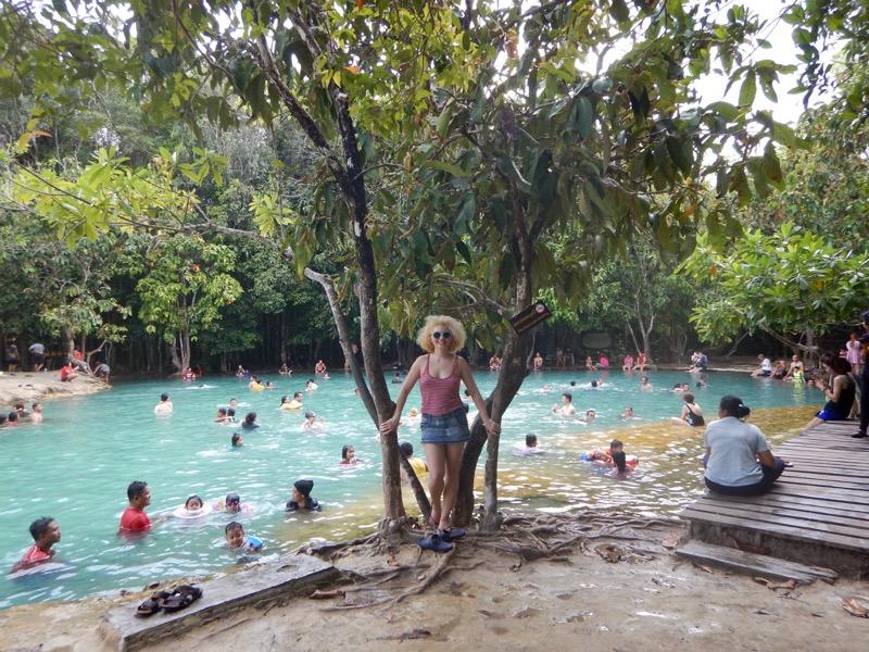 Krabi Jungle Safari izvoare termale Templul Grota Tigrului 7 4