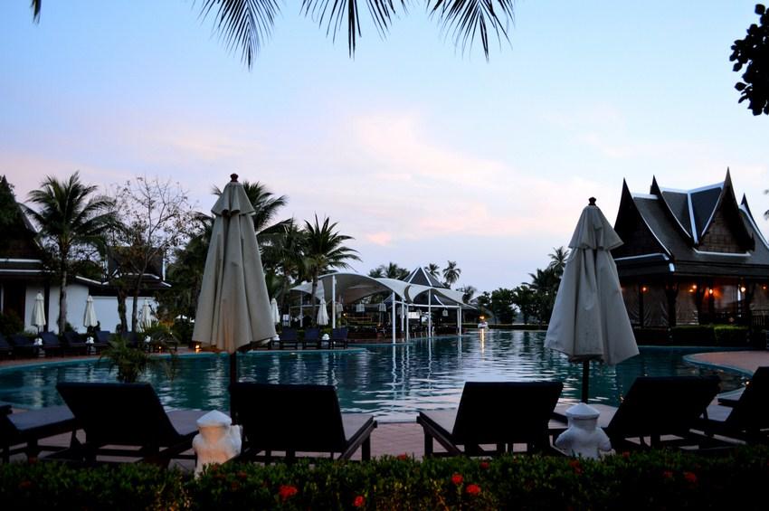 Sejur in Krabi Thailanda plaja Klong Muang Hotel Sofitel30