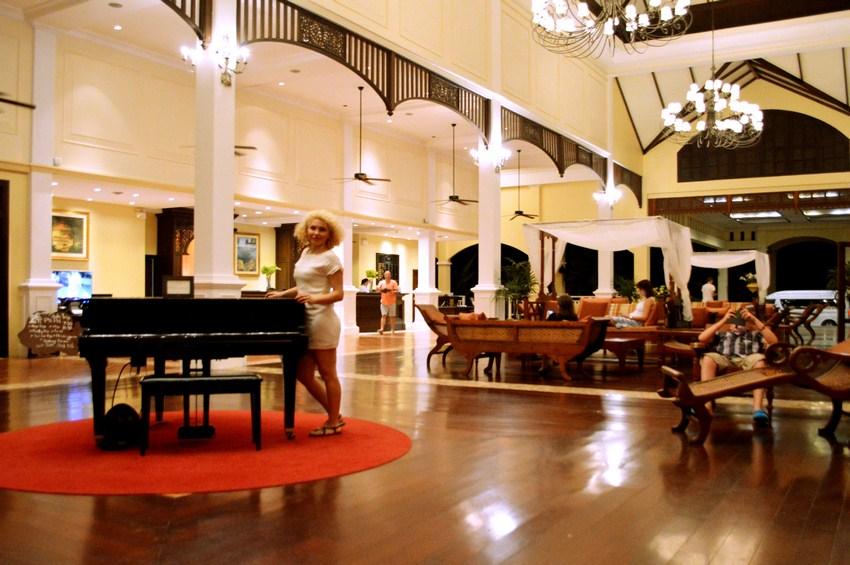 Sejur in Krabi Thailanda plaja Klong Muang Hotel Sofitel25